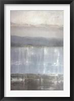Framed Twilight Blues