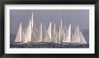 Framed Sailing Team