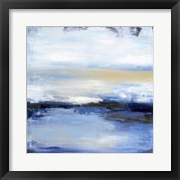 Dreaming Blue II Framed Print