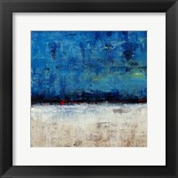 A Touch of Red II Framed Print