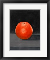 Framed Fruit on Shelf II