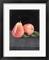 Framed Fruit on Shelf VI