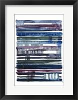 Collapse II Framed Print