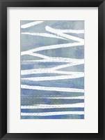 Pastel Gradient I Framed Print