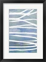 Pastel Gradient II Framed Print
