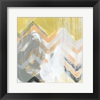 Side Swipe II Framed Print