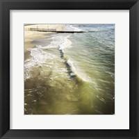 Buckroe Beach I Framed Print