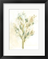 Sagebrush Bouquet I Framed Print