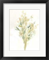 Sagebrush Bouquet II Framed Print