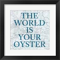 Framed Map Words II