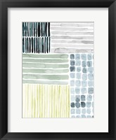 Aerial Abstract I Framed Print