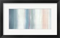 Seafoam Spectrum I Framed Print