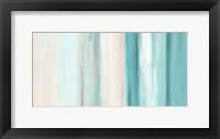 Seafoam Spectrum II Framed Print
