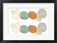2-Up Interdependent I Framed Print