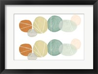 2-Up Interdependent II Framed Print