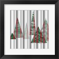 Oh Christmas Tree I Framed Print