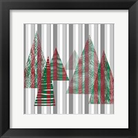 Oh Christmas Tree II Framed Print