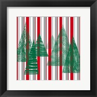 Oh Christmas Tree IV Framed Print