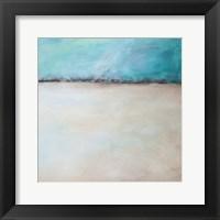 Framed Mystic Sand II