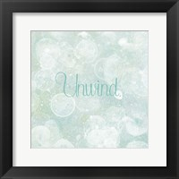 Bubble Bath II Framed Print