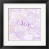 Bubble Bath IV Framed Print