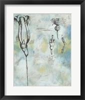Botanical Abstract II Framed Print