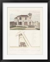 Framed Habitations Modernes III