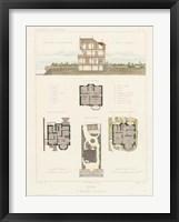 Framed Habitations Modernes V