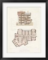 Framed Habitations Modernes VI