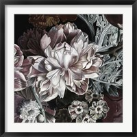 Marsala Bouquet I Framed Print