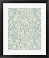 Baroque Tapestry in Spa I Framed Print