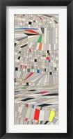 Hifi Grain II Framed Print