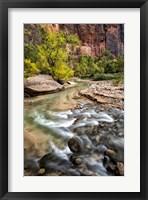 Virgin River I Framed Print