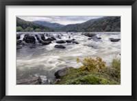 Sandstone Falls I Framed Print