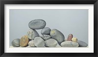 Framed Rocks - Still Life