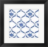 Framed French Blue