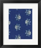 Framed Magnolia Blue