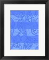 Framed Paisley Stripe