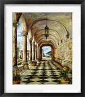 Framed Fresco Stories