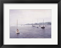 Framed Cape Cod Mist