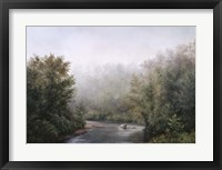 Framed Battenkill Mist