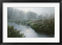 Framed Morning Mist