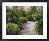 Framed Tropical Pathway