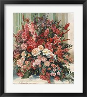 Framed Festive Bouquet