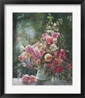 Framed Forrest Bouquet