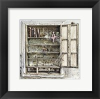 Framed Fairy Cupboard