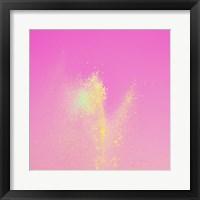 Framed Candy Geyser