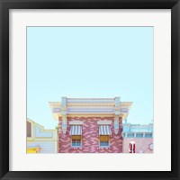 Framed Candy Shops