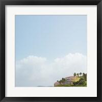 Framed Casa Del Mar