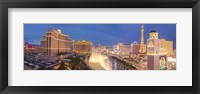 Framed Panorama 1 Las Vegas